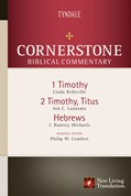 Cover: 1-2 Timothy, Titus, Hebrews