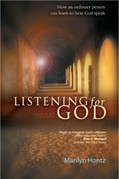 Cover: Listening for God
