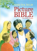 Cover: The Picture Bible for Little People