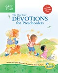Cover: The One Year Devotions for Preschoolers
