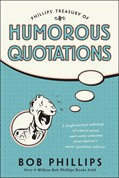 Cover: Phillips' Treasury of Humorous Quotations