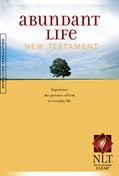 Cover: Abundant Life Bible New Testament NLT