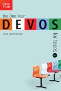 Cover: The One Year Devos for Teens 2