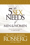 Cover: The 5 Sex Needs of Men & Women
