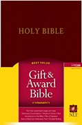 Cover: Gift and Award Bible NLT