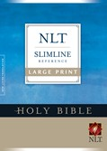 Cover: Large Print Slimline, New Living Translation