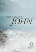 Cover: Gospel of John NLT 10-Pack
