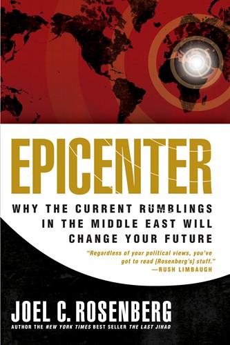 Epicenter by Joel C. Rosenberg