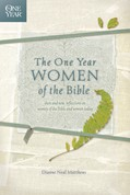 Cover: The One Year Women of the Bible
