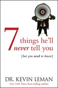 Cover: 7 Things He'll Never Tell You