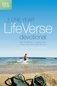 Cover: The One Year Life Verse Devotional
