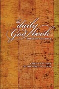 Cover: The Daily God Book Through the Bible