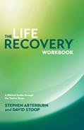 Cover: The Life Recovery Workbook