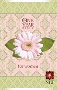 Cover: The One Year Bible for Women NLT