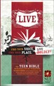 Live NLT : Softcover