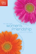 Cover: The One Year Women's Friendship Devotional