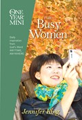 Cover: The One Year Mini for Busy Women