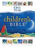 Cover: The One Year Children's Bible