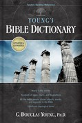 Cover: Young's Bible Dictionary