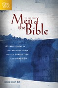 Cover: The One Year Men of the Bible