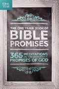 Cover: The One Year Book of Bible Promises