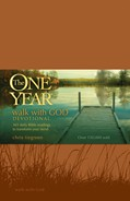 Cover: The One Year Walk with God Devotional