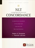 Cover: NLT Comprehensive Concordance