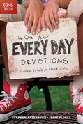 Cover: The One Year Every Day Devotions