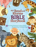 Cover: My Read and Rhyme Bible Storybook