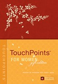 Cover: TouchPoints for Women, gift edition