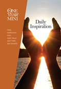 Cover: The One Year Mini Daily Inspiration