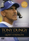 Cover: Tony Dungy on Winning with Quiet Strength