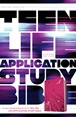 Teen Life Application Study Bible NLT : LeatherLike, Pink