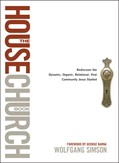 Cover: The House Church Book