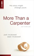 Cover: More Than a Carpenter