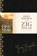 Cover: The One Year Daily Insights with Zig Ziglar