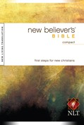 Cover: New Believer's Bible Compact NLT