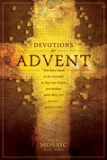 Cover: Devotions for Advent