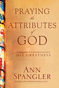 Cover: Praying the Attributes of God