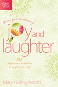 Cover: The One Year Devotional of Joy and Laughter