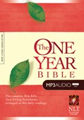 Cover: The One Year Bible NLT