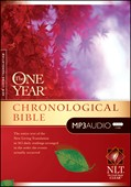 Cover: The One Year Chronological Bible NLT