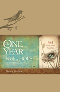 Cover: The One Year Book of Hope Devotional