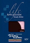 Cover: Life Application Study Bible KJV, Personal Size