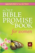 Cover: The NLT Bible Promise Book for Women