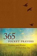 Cover: 365 Pocket Prayers