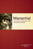 Cover: Manantial