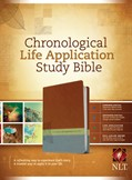 Cover: NLT Chronological Life Application Study Bible