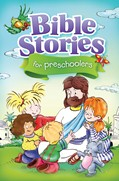 Cover: Bible Stories for Preschoolers