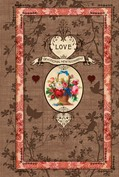 Cover: Love Devotional New Testament with Psalms and Proverbs